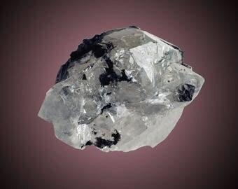 Anglesite; Bunker Hill & Sullivan Mine, Kellogg, Shoshone Co., Idaho  --- fine and rare minerals