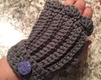 Women's Fingerless Gloves