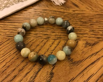 Fancy Jasper Layering Bracelet