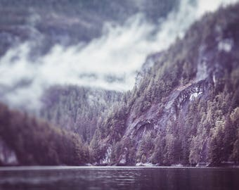 Wild Mountain Landscape - Digital Download Photo Print