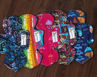 Lady cloth pads