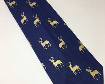 Golden Stag Classic Tie