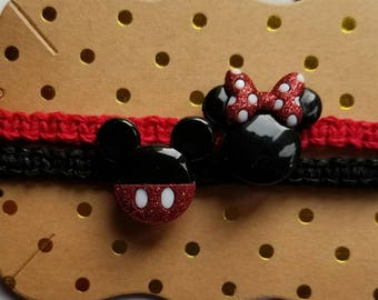 Mickey and Minnie - Couples Bracelets