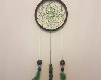Handmade Dreamcatcher Witches Brew