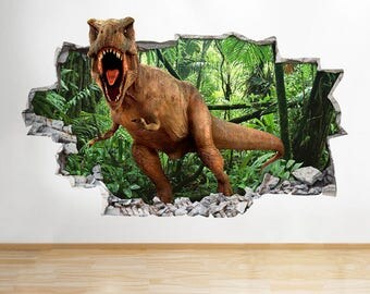 Kids Dinosaur Wall Stickers