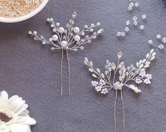 Wedding twig, wedding hair twig, bridal hair twig, wedding comb, wedding hair comb,