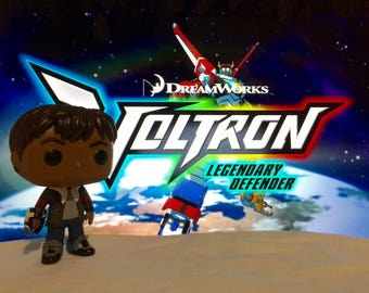 Custom - Funko Pop - Lance - Voltron - Legendary Defender
