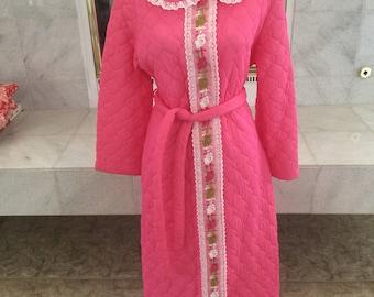 Vintage Womens Robe