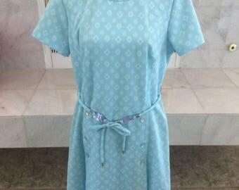 Vintage Womens Handmade Dress