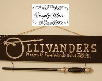 Harry Potter Ollivanders Wizard Wand Holder