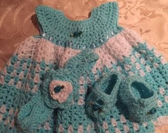 baby girl dresses crochet