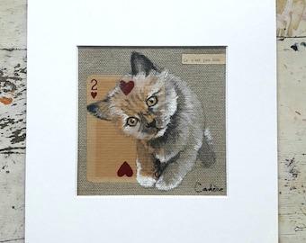 CAT.02. 20X20cm