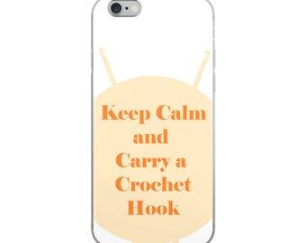 Keep Calm and Carry a Crochet Hook