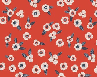MADDER MINI LAB COTTON FABRIC