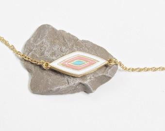 Livia ethnic fancy chic bracelet