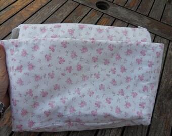 Kit DE TOILETTE is handmade, fabric rose