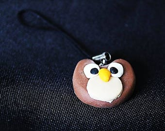 adorable OWL strap Fimo