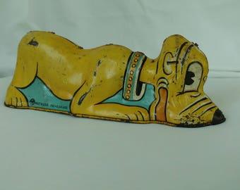 Vintage Disney Windup Toy Pluto