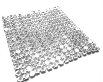 ROUND 925 STERLING SILVER CHAINMAIL