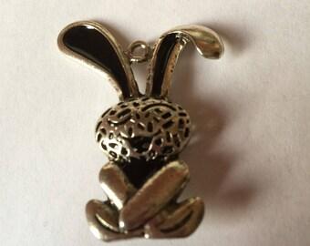 """Rabbit: 3D """"Shy rabbit"""""""
