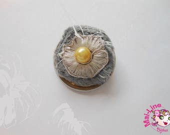 BROOCH GRAY 02 - GRAY COLLECTION 9