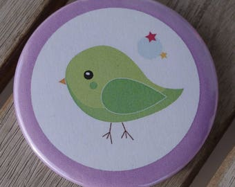 Magnet magnet series animal bird 56mm