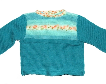 Jumper or vest depending on how it will be worn