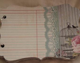 Scrapbook card stock vintage (scrapbooking)