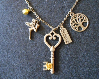A Fairy Charm Necklace