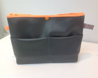 BAG faux leather Organizer