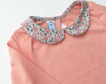 Shirt collar liberty Josie - 4t