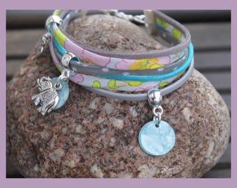 """beautiful Turquoise"" Cuff Bracelet"