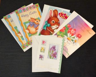 7 Easter Greeting Cards