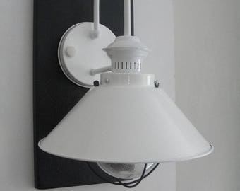 Wall Sconce nautical or urban style