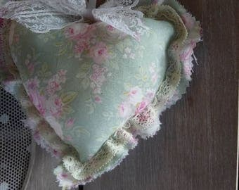 fabric collection Marie-Antoinette heart