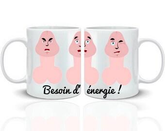 Mug sex humor - ceramic mug 325 ml