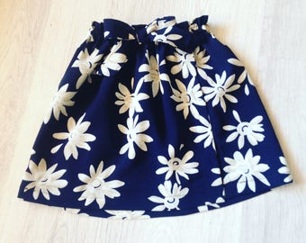 Mother/daughter skirt