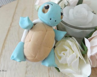 Squirtle/Carapuce Figurine, Pokemon number : 007