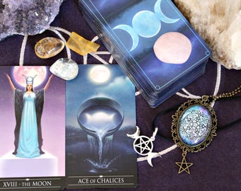 Silver Witchcraft Tarot [Reading]