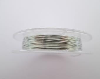 fil de cuivre fin 0.3 mm bobine de 10 mètres