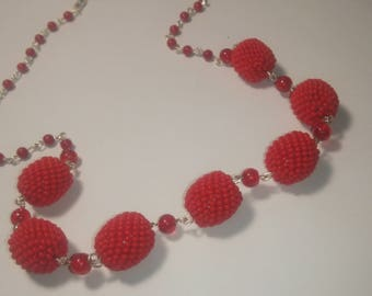 """Necklace """"Coral"""""""