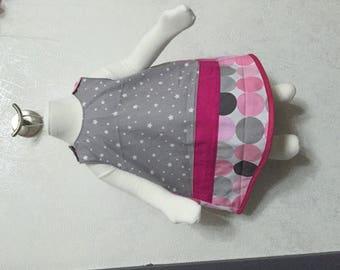Girl's dress size 6 months
