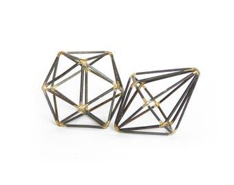Geometric Metal decor
