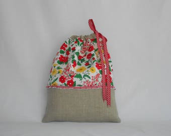 bag child / child pouch / nursery bag / nursery bag / toy bag / pouch