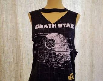 Women's/Junior's Death Star Altered T-Shirt