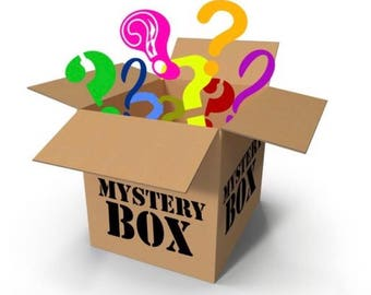 Mystery box for girls, super fun items inside