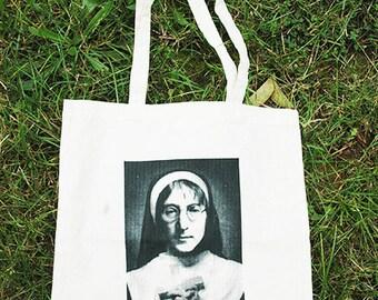 Tote Bag 100% cotton ecru John