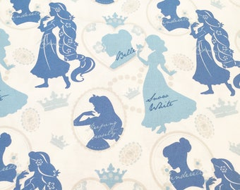 Blue Princess Disney Vacation Planner