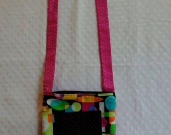 Cross over purse