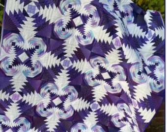 Tarted Pineapple quilt kit